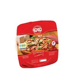 نان نیمه آماده پیتزا  9595 بسته 480 گرمی