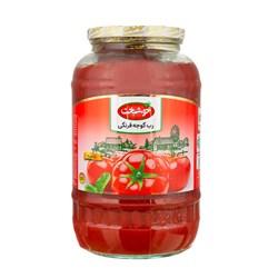رب گوجه فرنگی خوشبخت 1500 گرمی