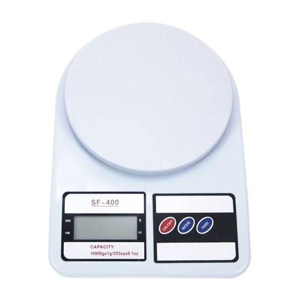 ترازوی دیجیتالی آشپرخانه الکترونیک مدل sf-400