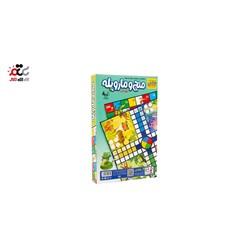 بازی منچ و مارپله فکرآوران کد 021