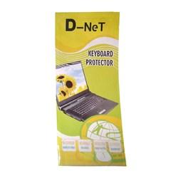 محافظ کیبورد دی-نت مدل Note Book مناسب برای لپ تاپ های 15 اینچ