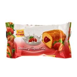 کیک توپر توت فرنگی آشنا 35 گرمی