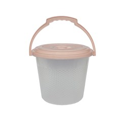 سطل پلاستیکی برنا مدل کندو سایز 2 کد 671