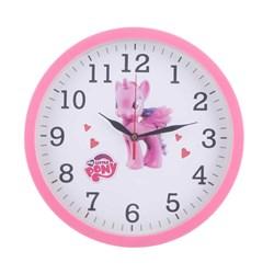 ساعت دیواری کودک فانتزی مدل Pony کد 975