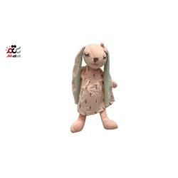 عروسک مدل خرگوش خواب گوش دراز صورتی