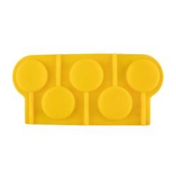 قالب سیلیکونی آبنبات چوبی 5 عددی