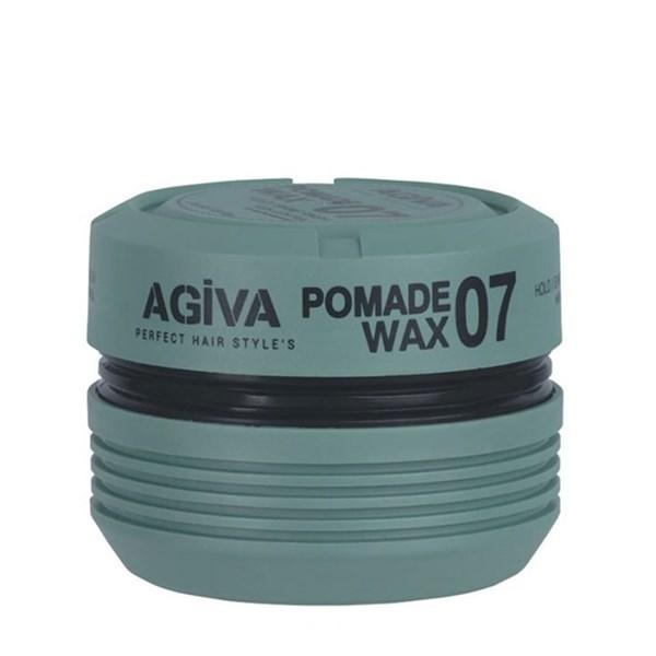 واکس مو آگیوا مدل Pomade Wax 07 حجم 175 میلی لیتری