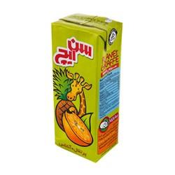 آبمیوه کودک با طعم پرتقال آناناس سن ایچ 200 میلی لیتری