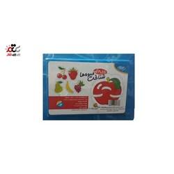 بازی آموزشی گلدونه مدل شناخت میوه ها 2 تکه