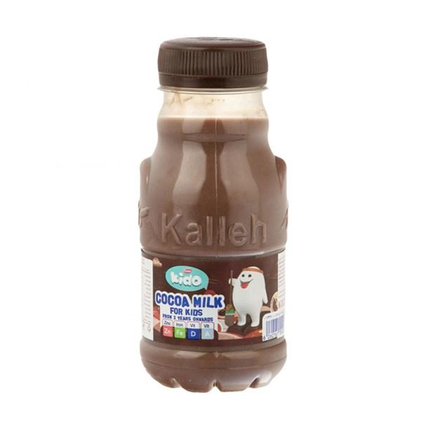 شیر کاکائو کیدو کاله 200 میلی لیتری