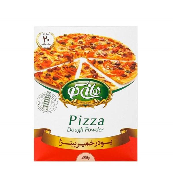 پودر خمیر پیتزا ایتالیایی هانی کو 480 گرمی