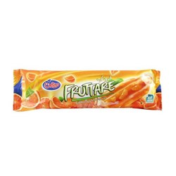 بستنی یخی موشکی با پرک پرتقال فروتاره میهن 65 گرمی