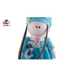 عروسک پارچه ای دختر روسی کد 563