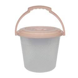 سطل پلاستیکی برنا مدل کندو سایز 5 کد 672