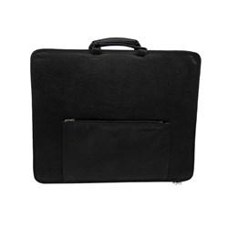 کیف طراحی A3 چرمی جیب دار رویال