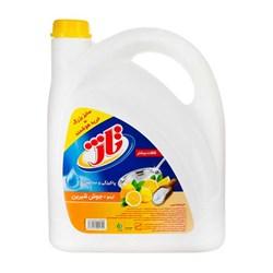 مایع ظرفشویی لیمو و جوش شیرین تاژ 3750 گرمی