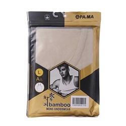 زیرپوش رکابی مردانه رنگی پاما سایز L
