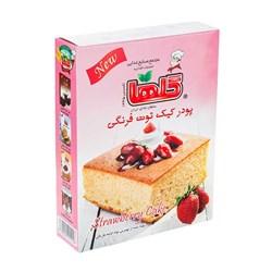 پودر کیک توت فرنگی گلها 450 گرمی