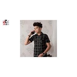 پیراهن پسرانه مدل چهارخونه کد 220