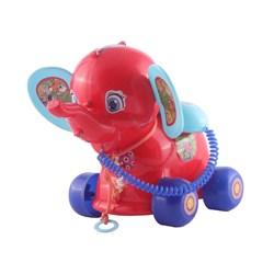 تلفن اسباب بازی طرح فیل سایز بزرگ کد 746