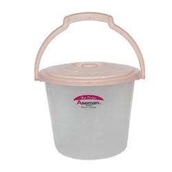 سطل پلاستیکی آسمان سایز 10 کد 9954