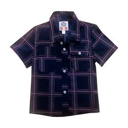 پیراهن پسرانه مدل چهارخونه کد 219