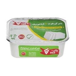 پنیر کم چرب پروبیوتیک پاک 300 گرمی