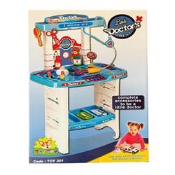 میز اسباب بازی تاپ توی مدل Little Doctor سایز بزرگ کد 301