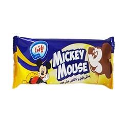 بستنی وانیلی و کاکائویی میکی موس پاندا 45 گرمی