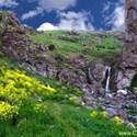 آبشار عرب دیزج چالدران استان آذربایجان غربی