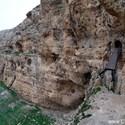 مجموعه صخره ای بی بی کندشاهین دژ  استان آذربایجان غربی