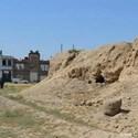 تپه تاریخی اهرنجان(کول تپه) استان آذربایجان غربی