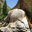 حمام طبیعی حیدر باغی میاندوآب استان آذربایجان غربی