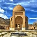 مقبره شیخ صدرءالدین چالدران استان آذربایجان غربی