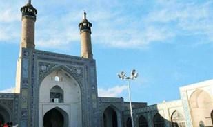 مسجد جامع سبزوار استان خراسان رضوی