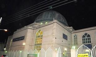 مسجد جامع کاشمر استان خراسان رضوی