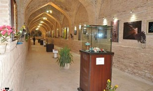 موزه باستانشناسی نیشابور استان خراسان رضوی