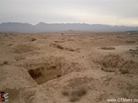 محوطه خواجه سنگ آور گرمه استان خراسان شمالی