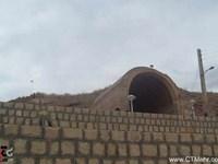 مقبره بابا قدرت اسفراین استان خراسان شمالی