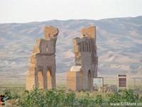 منار مسجد (مسجد خسرو شیر ) اسفراین استان خراسان شمالی