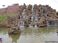 منطقه گردشگری چشمه علی استان قزوین