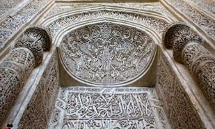 مسجد جامع بسطام استان سمنان