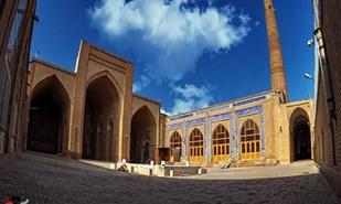 مسجد جامع دامغان استان سمنان