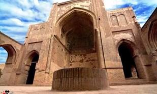 مسجد جامع فریومد میامی استان سمنان