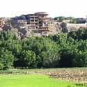 روستای مورکان باغ بهادران استان اصفهان