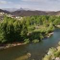 روستای پرکستان لنجان استان اصفهان