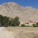 غار و قلعه بزی مبارکه استان اصفهان