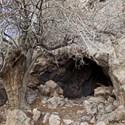 غار اژدها نایین استان اصفهان