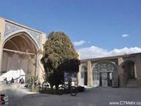 مسجد تاریخی نصیر نجف آباد استان اصفهان