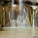 آبشار سمیرم استان اصفهان